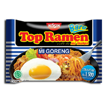 TOP RAMEN BARU FRIED NOODLE