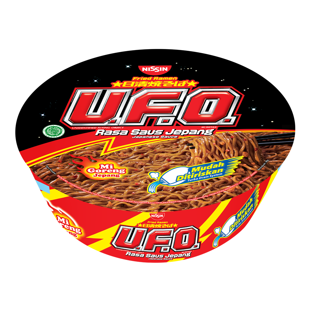 UFO SAUS JEPANG