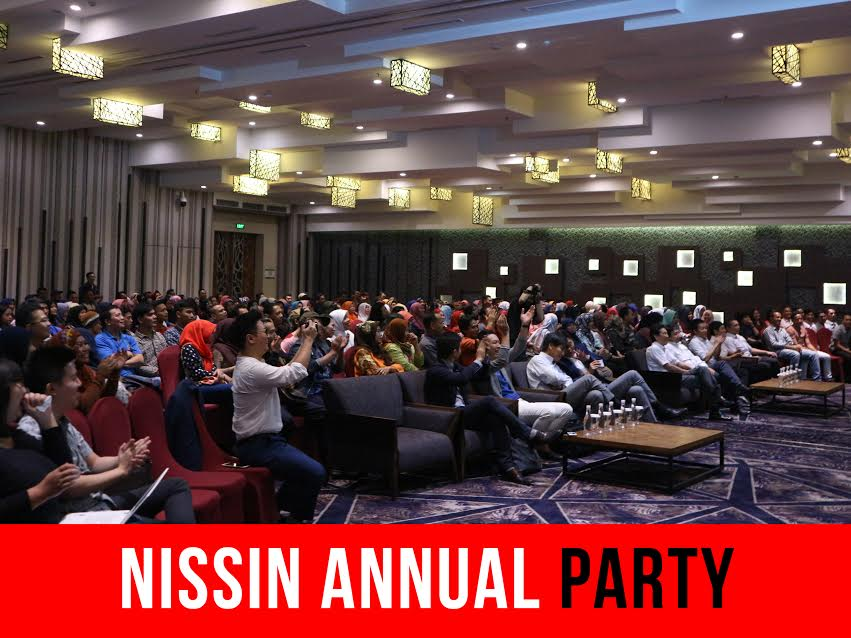 Nissin Annual Party