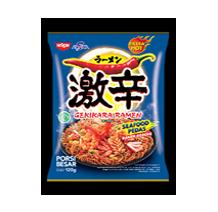Gekikara Goreng Rasa Seafood pedas