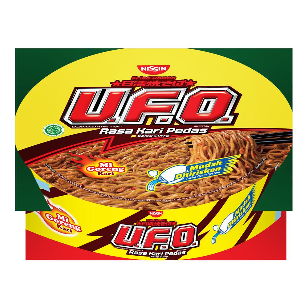 UFO KARI PEDAS