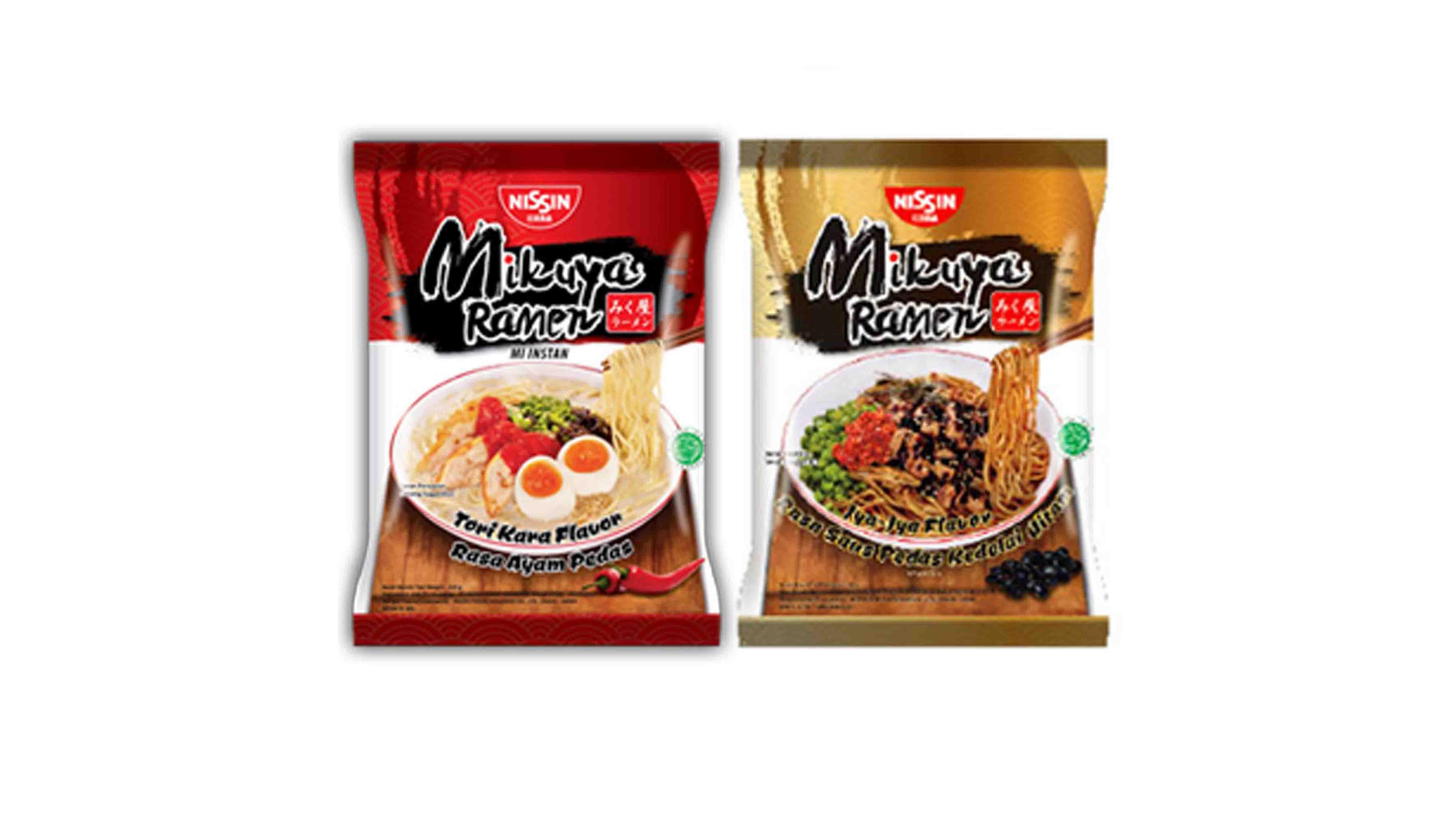 Mikuya Torikara (Spicy Chicken) <br>& Jya Jya (Saus Kedelai Hitam)